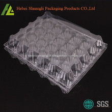 Caixas de ovos de plástico para venda