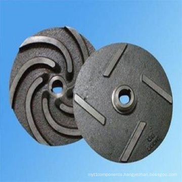 Stainless Steel CNC Machining Impeller (Investment Casting)