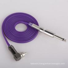 Stylish Style Tattoo Gun Power Use Clip Cord Hb1006-80