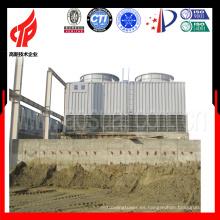 300T Contador de flujo FRP rectangular de diseño especial Torre de enfriamiento del sistema