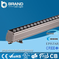 Haute qualité extérieure IP65 Waterproof 24x1W DMX RVB Chasing LED Wall Washer