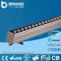 IP65 Waterproof DMX512 Control 24W 36W DMX Wall Washer LED Light RBG LED Wall Washer