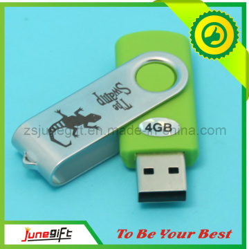 Fashion Plastic USD Drive with 4GB