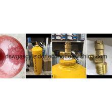 Cilindro de acetileno dissolvido 40L