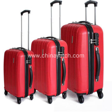 High Quality PP Luggage With Aluminum Frame
