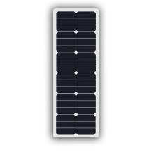 2017 Manufacuturer 40W small size low price mini photovoltaic solar panel