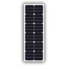 2017 Manufacuturer 40W pequeno painel de energia solar fotovoltaica de baixo preço