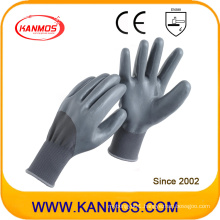 15gauges Nylon Nitrile Coated Industrial Safety Work Gloves (53303NL)