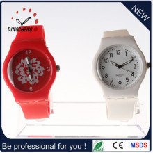 2015 Top Sale Factory Price Watch Silicone Wrist Watch (DC-1000)