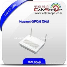 Huawei Gpon ONU Hg8546m com 1ge Portas + 4 * Fe Portas + 1 * Telefone Porto + WiFi, Hg8546m com 2 Antenas