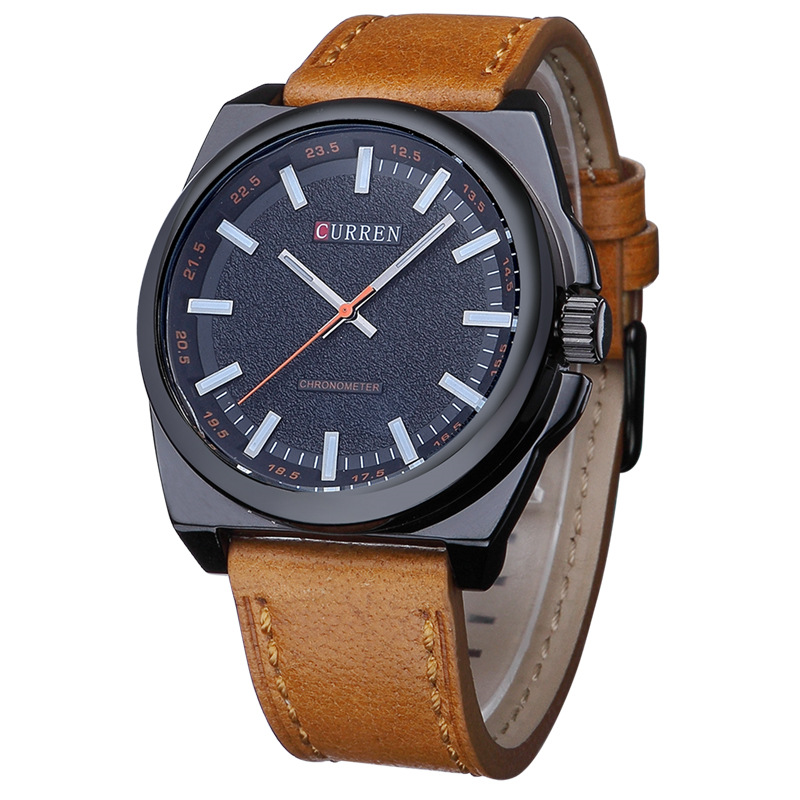 Luxury watch custom logo for men