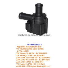 Brushless auxiliar / adicional de la bomba de agua de circulación OEM 059121012A