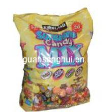 Пластичный упаковывать конфеты мешок/ конфеты мешок/ пластиковый мешок для конфеты Упаковка