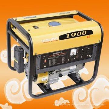 Générateur d'essence 1700W WH1900