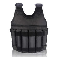 Gym Equipment Wholesale Tactical Weight Vest 10kg Fitness Weighted Loss Vest