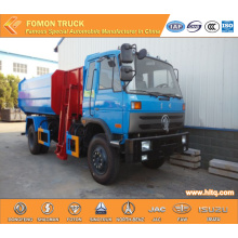 DONGFENG 4x2 12CBM self loading garbage truck