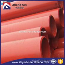 peso de los tubos de acero con el tubo de acero de carbono del horario 40