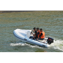 Моторная лодка роскошь ребра лодка