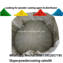 Anti-UV Thermosetting Penggunaan Outdoor Powder Coating
