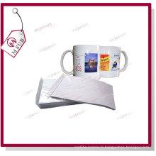 A4 A3 80 gr 100GSM Sublimation Mug impression papier au format