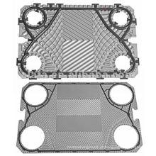 Placa de GEA 304 para trocador de calor, placas e gaxetas