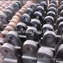 High Chrome Casting Iron Hammer