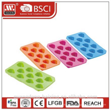 Strawberry shape ice cube tray/ fancy ice cube tray