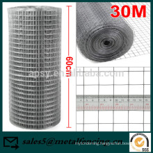 Weld mesh material of Aviary Cage guarden area fence mesh
