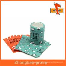High quality PVC sleeve label, PVC shrink film labels with custom design