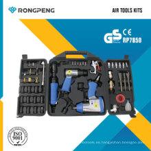Kits de herramientas de aire Rongpeng RP7850 50PCS