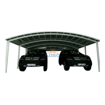 Metal Mobile Car Shelter Aluminium Portable Car Shelter