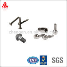 stainless steel anti-theft screw