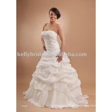2010 melhor estilo de corrida-2011 mais recente design-vestido de noiva, vestido de noiva, vestido de noite, vestido de baile, mãe de noiva, garota de flores