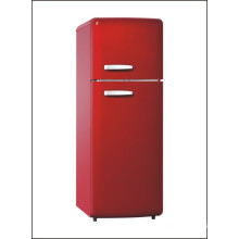 Hotel Household Red Outlook Retro Kühlschrank