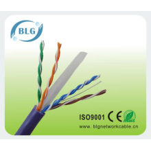 305m Cat6 UTP Cat6 Cable de red
