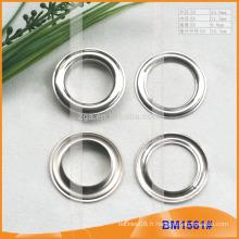 Oeillet en métal Rondelle ronde BM1561