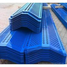 Vento flexível ou rede de poeira / Vento Fust Fence / Wind Dust Wire Mesh