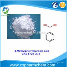 Acide 4-méthylphénylboronique, CAS 5720-05-8, matériau OLED