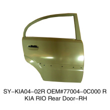 Dear doors for Kia Rio-RH