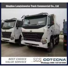 HOWO A7 6X4 camion à benne basculante 380HP