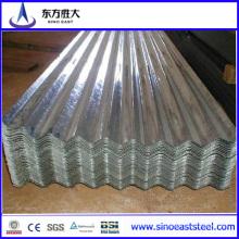 Haute qualité! 0,7 Mm Aluminium Galvalume Feuille d'acier / Zinc Toiture