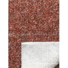 Knitted Bonded Lamb Hair Esfh-1039-3