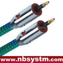 Câble audio numérique à fibre optique Toslink