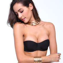 Sexy Lady Push Up Adhesive Silicone Free Bra