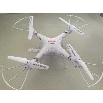 2016 New Wifi Drone 2.4G 4CH 6-Axis RC Quadcopter With wifi Camera Wifi Control Quadcopter