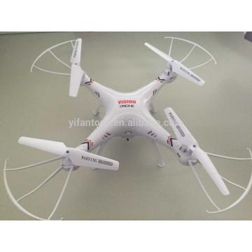 2016 Novo Wifi Drone 2.4G 4CH 6-Eixo RC Quadcopter Com wifi Câmera Wifi Controle Quadcopter