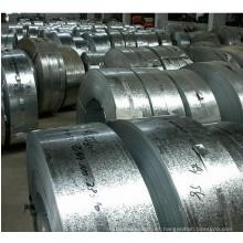 Tira / bobina de acero galvanizada sumergida caliente (ISO9001: 2001))