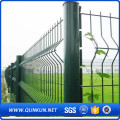 3D curve welded wire mesh fence