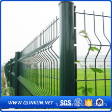 Triangle Bending Welded Wire Mesh Fence Sales