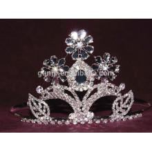 Изготовленный на заказ rhinetone tiara